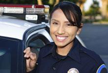 female-police
